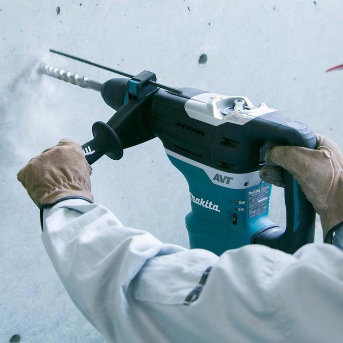 перфоратор makita hr2450 sds