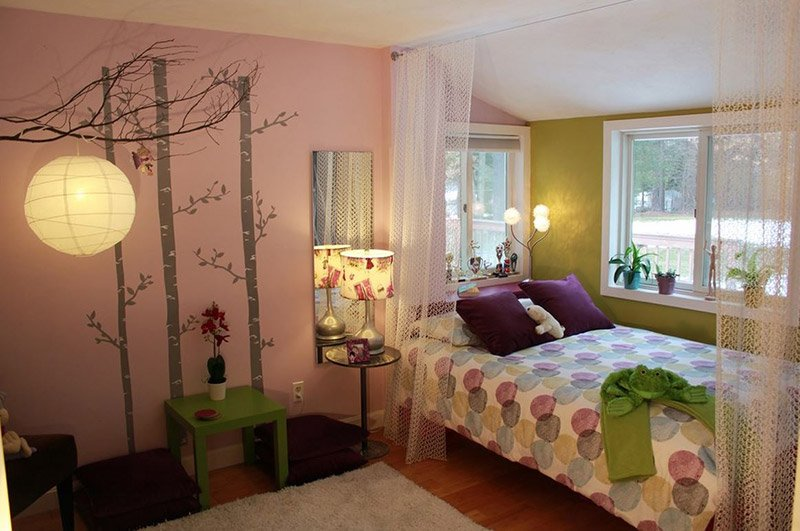 whimsy bedroom
