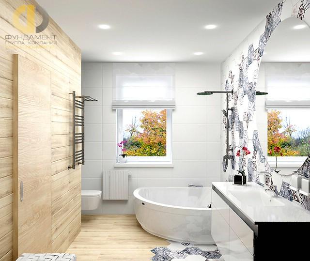 Отделка ванных комнат керамической плиткой посмотреть